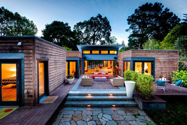 Prefabulous 6 stunning sonoma county prefab homes for Cheap luxury homes