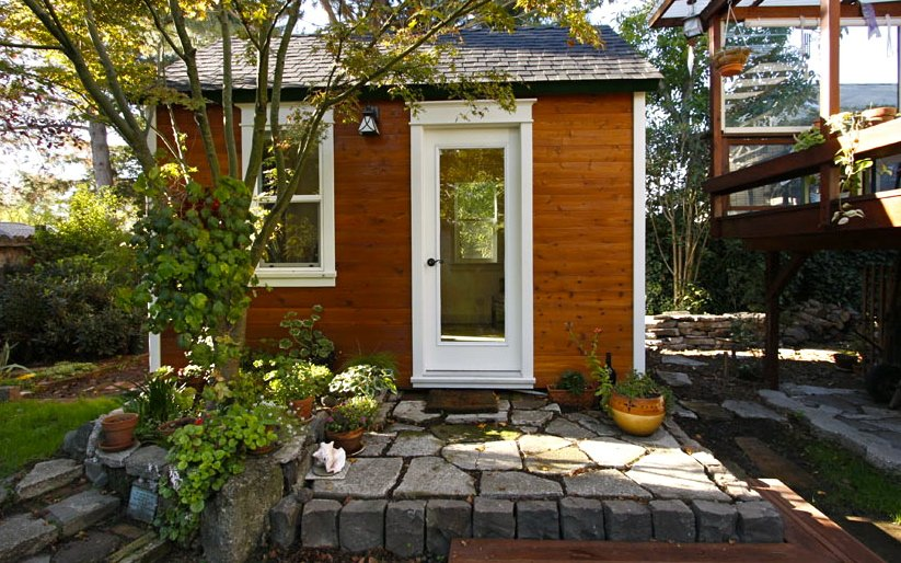 Living Large In Small Spaces   The Grandest Tiny Homes Of Sonoma County |  Real Sonoma