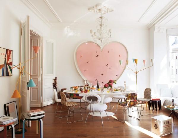 Heart Livingroom