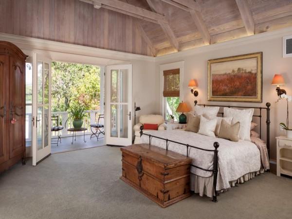 Sonoma Mountain Bedroom