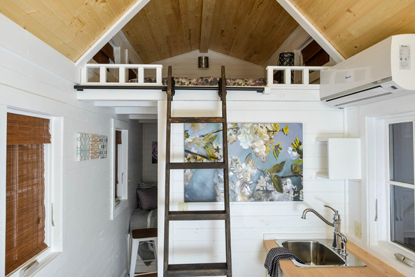 Living Large In Small Spaces The Grandest Tiny Homes Of