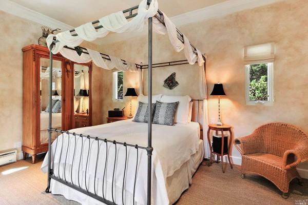 Westside Road Bedroom