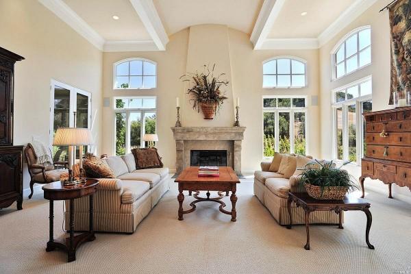Westside Road Living Room