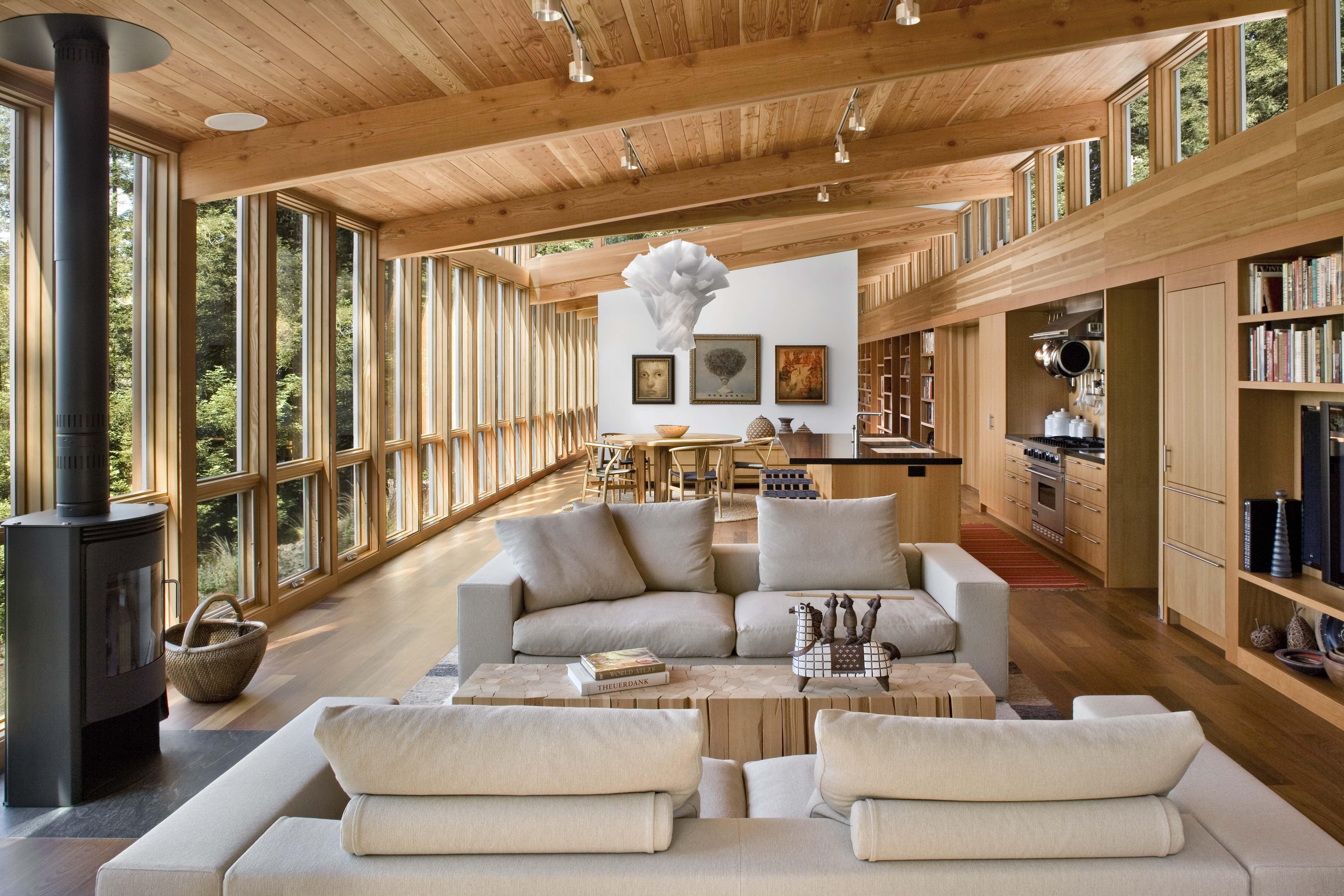 Проект и дизайн деревянных домов