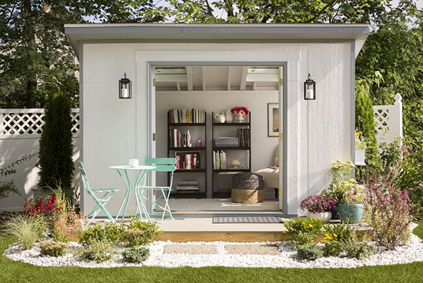 She Shed Library