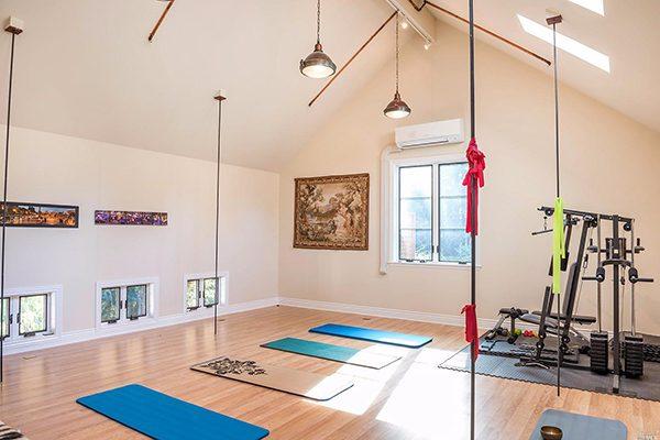 Yoga/Dance studio