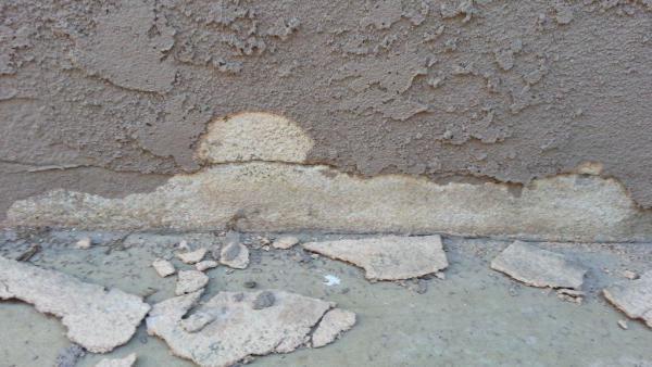 Broken Stucco