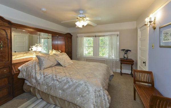Big bedroom.