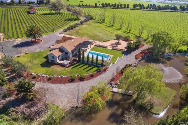 24321 Arnold Dr, Sonoma - $1,975,000 (All Images via Maurice Tegelaar, Pacific Union International)