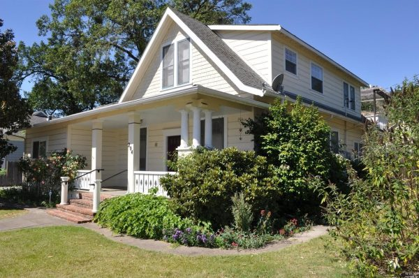 204 S Dora St., Ukiah (Image via Realty World - Selzer Realty)