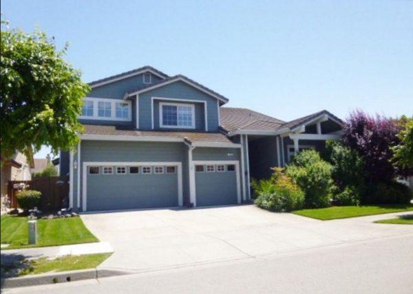 Exterior of home. (Image via Giant Properties)