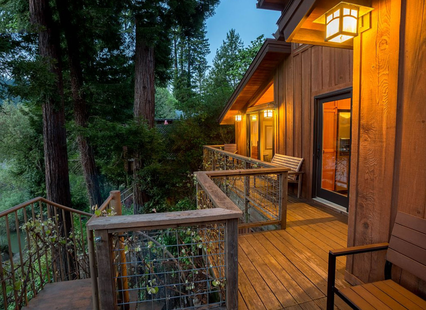 Russian river vacation rentals replacing homes for sale in for Russian river cabins