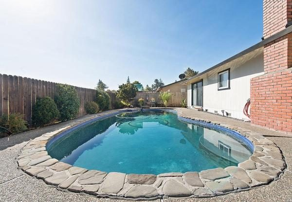 Pool. (Photo courtesy of W Real Estate)