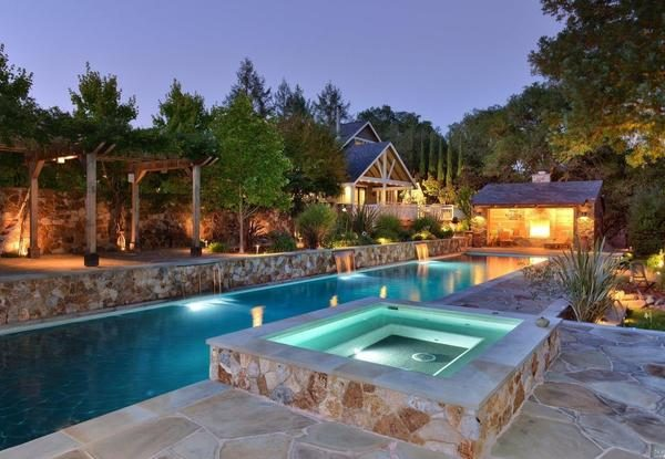 1245 Brack Rd, Healdsburg (All images via Coldwell Banker Residential Brokerage)