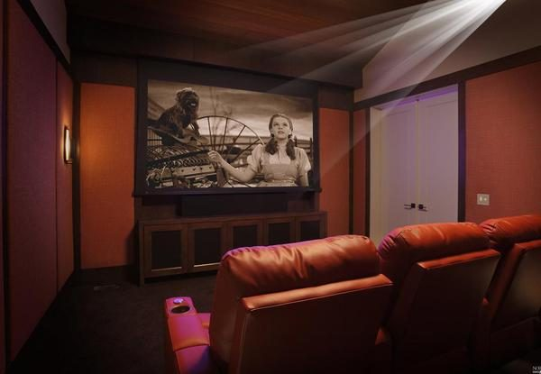 Movie theatre.