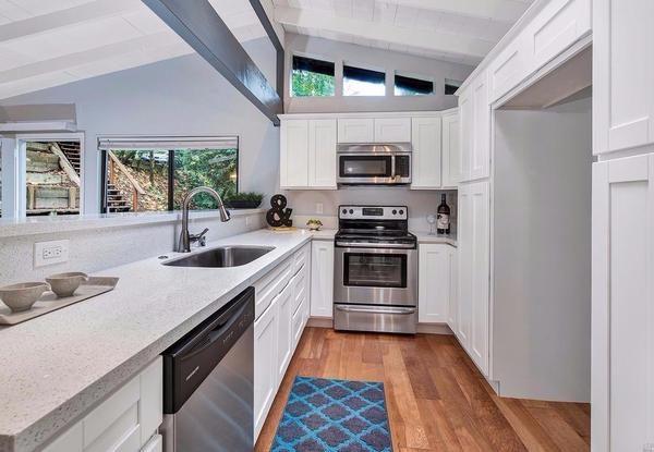 Kitchen. (Photo courtesy of Vanguard Properties)