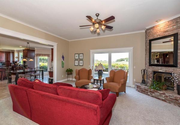 stunning 4 4m santa rosa home features horse stalls and