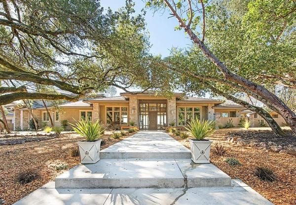 998 Quietwater Ridge Santa Rosa (All photos courtesy of St. Helena Real Estate)