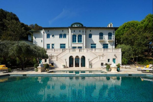 Villa Sorriso (Image courtesy of Coldwell Banker Previews International)