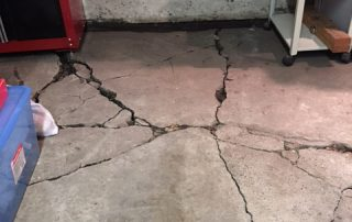 While we're not, technically, in a flood area, years of winter flooding in the garage lead up to expensive fixes.