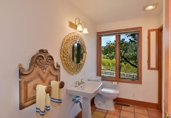 Ranch Guest bathroom.