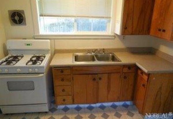 Granny unit kitchen.