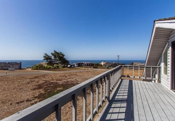 View of the ocean from the house.(Photo courtesy of Coldwell Banker Residential Br)