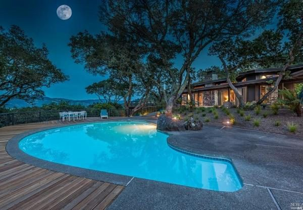 950 Madelyne Court, Santa Rosa (All images courtesy of Sotheby's International Realty)