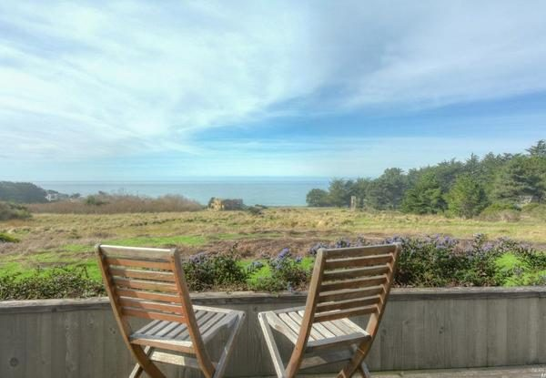 View of the ocean from the house. (Photo courtesy of Kennedy & Associates)
