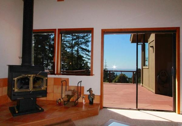 View of the ocean from the house. (Photo courtesy of RE/MAX Full Spectrum)