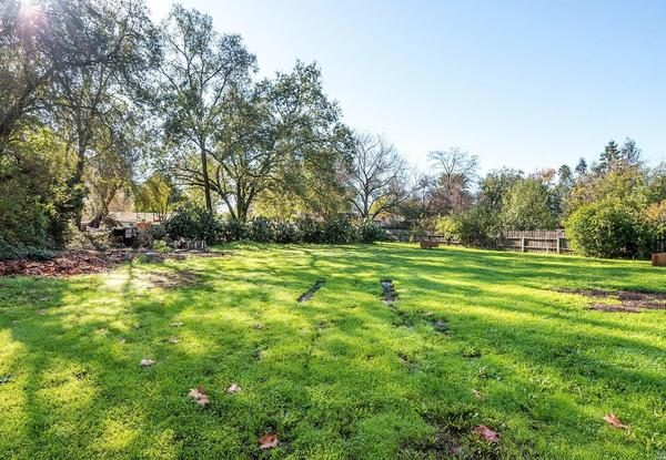 Backyard. (Photo courtesy of Vanguard Properties)