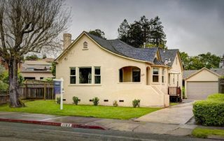 Potential time capsule house built in the 1930s 1102 D Street, Petaluma - $689,000 3 beds, 1 bath, 1,186 square feet. Year built: 1935. Exterior of home. (Photo courtesy of Coldwell Banker Residential) This is described as a classic Bungalow, but it looks a lot like Spanish Colonial Revival - which was popular in California at this time. Whichever way a homeowner wants to describe doesn't take away from the fact that there are original touches throughout. Scroll to check them out...