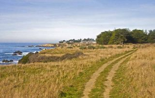 hiking sea ranch outdoors