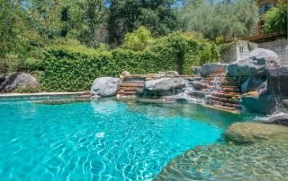waterfall forestville home