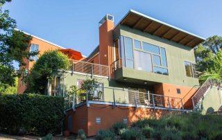 modernist home healdsburg