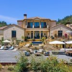 Mediterranean-style mountain villa on the market in Santa Rosa for $3.6 million