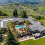 Lake Sonoma compound with helipad listed at  $5,150,000